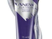 Súťaž o Pleťovú masku s platinou Anew Platinum