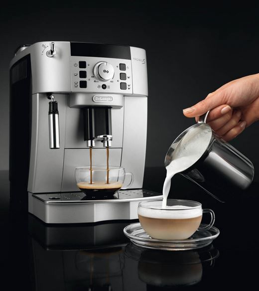 Súťaž o automatické espresso De'Longhi ECAM 22.110SB Magnifica S