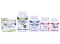 Súťaž o balíček produktov Unios Pharma v hodnote 47,60 EUR