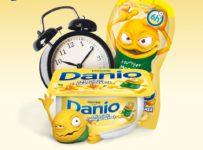 Súťaž o celú krabicu lahodného krémového tvarohu Danio