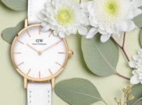 Súťaž o dámske hodinky Daniel Wellington Classic Petite Bondi DW0010024
