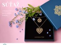 Súťaž o exkluzívny náhrdelník z dielne svetovo uznávanej slovenskej šperkárky Kataríny Žiak