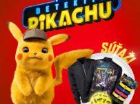 Súťaž o filmové ceny Pokémon detektív Pikachu