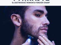 Súťaž o jeden z 5 zastrihávačov Rowenta Forever Sharp