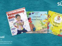 Súťaž o knižný balíček pre celú rodinu