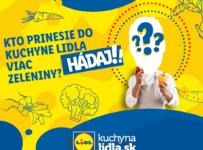 Súťaž o poukážky Lidl v hodnote 30€ a kuchársku knihu