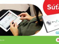 Súťaž o prístroj WIWE, ktorý vyhodnocuje parametre EKG vĺn