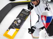 Súťaž o revolučné pásky na čepeľ hokejky