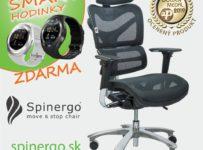 Súťaž o smart hodinky Spinegro