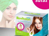 Súťaž o výživový doplnok na vlasy Revitalon Forte