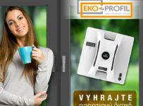Súťaž robotický čistič okien v hodnote 280€
