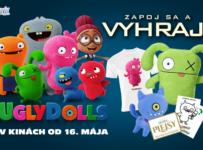 Súťaž s animákom Ugly Dolls