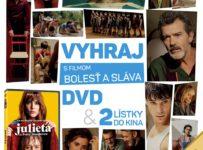 Vyhraj s filmom Bolesť a sláva DVD a 2 lístky do kina