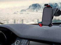 Vyhraj stojan do auta STURDO s NFC čipom a navigáciou Sygic