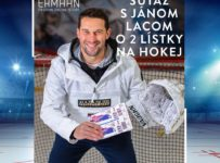 Vyhrajte 2 lístky na IIHF MS 2019