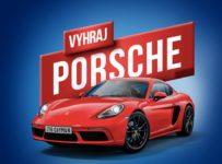 Vyhrajte Porsche Cayman alebo jeden z 300 multifunkčných nabíjacích káblov