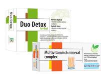 Vyhrajte balíček na detox a doplnenie energie