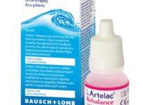 Vyhrajte balíček očnej starostlivosti Artelac® Rebalance