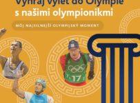 Vyhrajte letecký výlet do Olympie