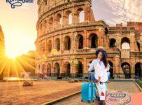 Vyhrajte romantický víkend v Ríme pre dvoch alebo palubný kufor!