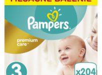Vyhrajte zásobu plienok Pampers premium care