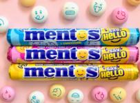 Súťaž o 5x balíček produktov Mentos Say Hello