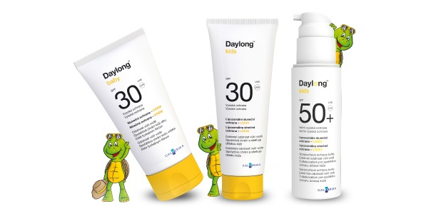 Súťaž balíček kozmetiky Daylong Kids
