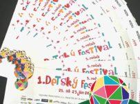 Súťaž o 2 rodinné vstupenky na Prvý detský festival