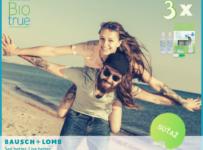Súťaž o 3 x cestovné balenie roztokov Biotrue Flight Pack