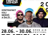 Súťaž o 3x o 2 lístky na festival Hip hop žije 2019