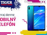 Súťaž o 5x mobilný telefón Huawei P smart v hodnote 175 €