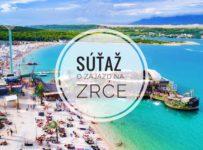 Súťaž o 9-dňovú párty dovolenku pre 2 osoby na pláž Zrće