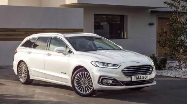 Súťaž o Ford Mondeo Hybrid Kombi na týždeň s plnou nádržou