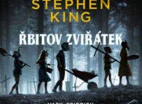 Súťaž o audioknihu Stephena Kinga - Řbitov zvířátek