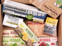 Súťaž o balíček produktov Masticha v hodnote 44 €