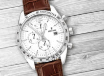 Súťaž o egantné pánske hodinky Festina Chronograph 16760/1