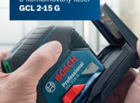 Súťaž o kombinovaný laser GCL 2-15 G Professional