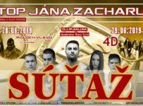 Súťaž o lístky na finále Turnaja o Zlatý Prsteň TOP Jána Zacharu