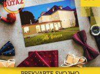 Súťaž o pobyt v rezidencii Villa Botanica v Banskej Štiavnici