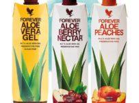 Súťaž o zdravý Aloe Vera nápoj podľa vlastného výberu