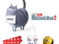 Súťaž s CinemArt a animovanou komédiou Tajný život maznáčikov 2