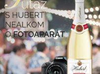 Súťaž s Hubert nealko o fotoaparát Canon EOS 2000D