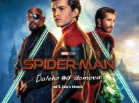 Súťaž s filmom Spider Man - Paralelné svety
