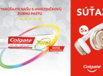 Súťažte s COLGATE o štýlové slúchadlá Beats