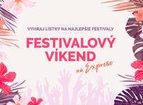 Vyhraj lístky na najlepšie festivaly