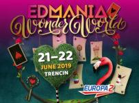 Vyhraj lístky na najtanečnejší festival EDMANIA