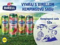 Vyhraj s Birellom 50x kempingovú sadu
