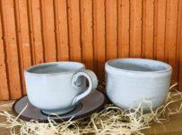 Vyhrajte keramickú sadu - šálka, podšálka a čavan