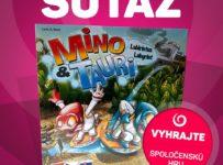 Vyhrajte spoločenskú hru - MINO TAURI