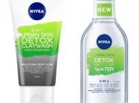 Súťaž o balíček NIVEA Urban Skin DETOX